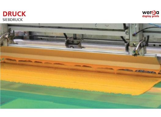 Siebdruck / Digitaldruck / UV-Offsetdruck / Tampondruck