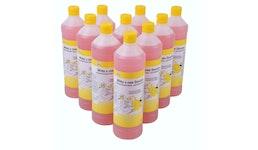Witty´s-rote Desiree - Desinfektion für Sanitär