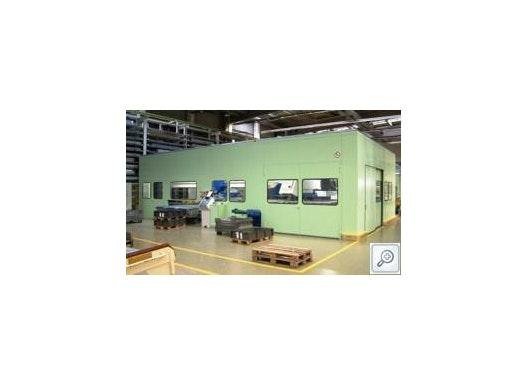 Schallschutzkabinen / Schallschutzkapseln