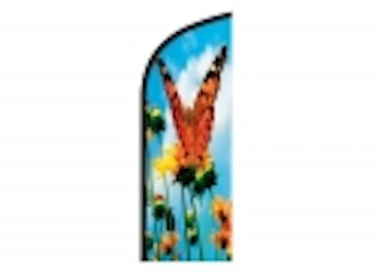Beachflag 80x200 cm