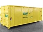 Abrollcontainer, 40 cbm
