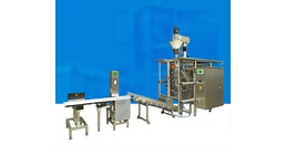 Verpackungsmaschine  Typ 35/50 M Intermittierend