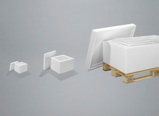 Thermoboxen aus EPS (Styropor®)