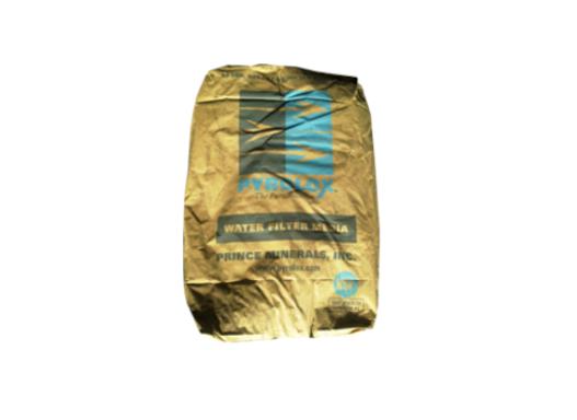 Pyrolox Filtermaterial Enteisenung Entmanganung Manganentfernung Eisenentfernung Wasseraufbereitung