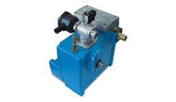 Schraubenkompressor - C-Modul