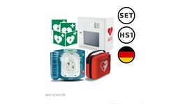 Philips AED HS1 Paket Protect Plus