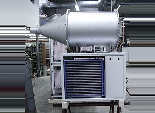 Luftkühl- und Trocknungsaggregate (LKTA, LK, LKL)