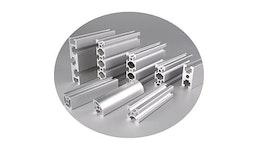 Aluminiumprofile 80