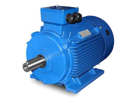 JS- Elektromotor-M1 160M1-4 kW-8pol-B3