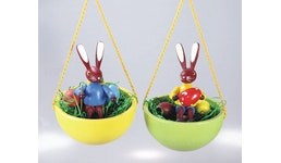 Frühlings- und Osterschmuck