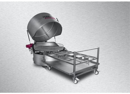 Toplader Teilereinigunsanlage Clean-o-mat SPF