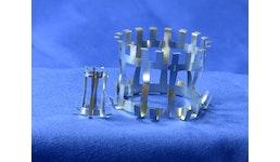 Metallkäfige für Elektroindustrie