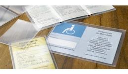 Schutz- und Ausweishüllen